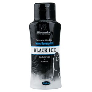 PACK 10 SABONETES BLACK ICE REFRESCANTE 200ML RHENUKS