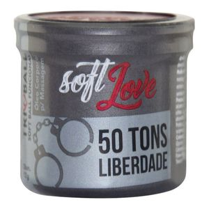 PACK 10 UNIDADES TRIBALL 50 TONS DE LIBERDADE SOFT LOVE
