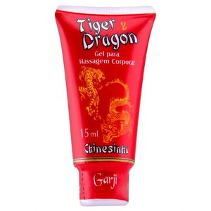 PACK 10 UNIDADES TIGER & DRAGON BISNAGA 15ML GARJI