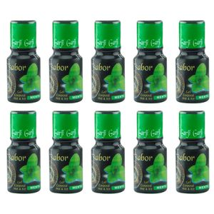 PACK 10 UNIDADES GEL HOT MENTA 15ML GARJI