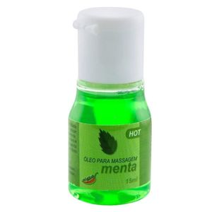 PACK 10 GÉIS HOT MENTA 15ML CHILLIES