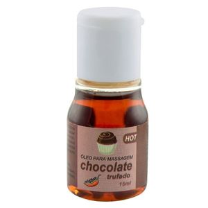 PACK 10 GÉIS HOT CHOCOLATE TRUFADO 15ML CHILLIES
