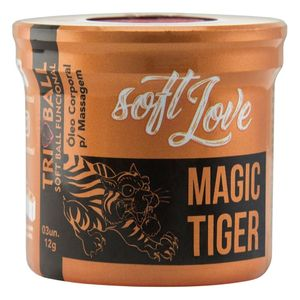PACK 10 UNIDADES TRIBALL MAGIC TIGER SOFT LOVE