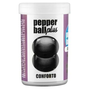PACK 10 PEPPER BALL PLUS CONFORTO ANAL 3G CADA PEPPER BLEND