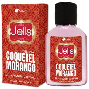 JELLS COQUETEL GEL COMESTÍVEL HOT 30ML KALYA