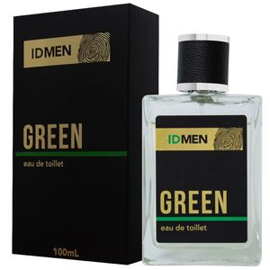 PERFUME EAU DE TOILLET GREEN IDMEN 100ML SOFT LOVE
