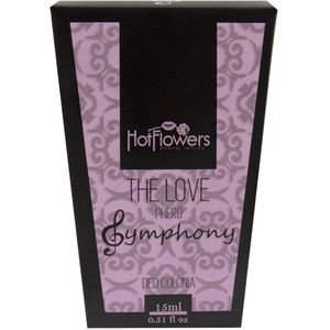 SYMPHONY PHERO PERFUME DEO COLONIA 15ML HOT FLOWERS