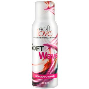 SOFT WAVE DESODORANTE ÍNTIMO 100ML SOFT LOVE