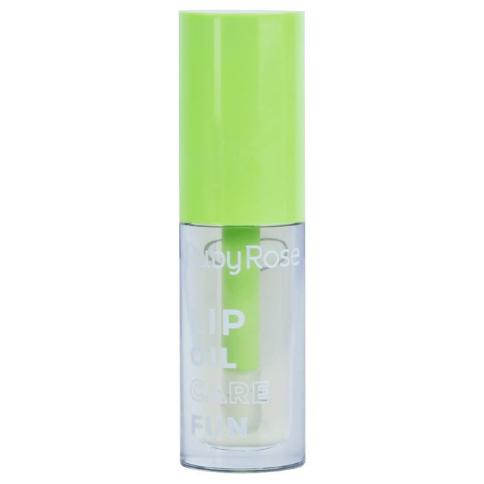 Lip Oil Care Fun Bala De Coco Ruby Rose