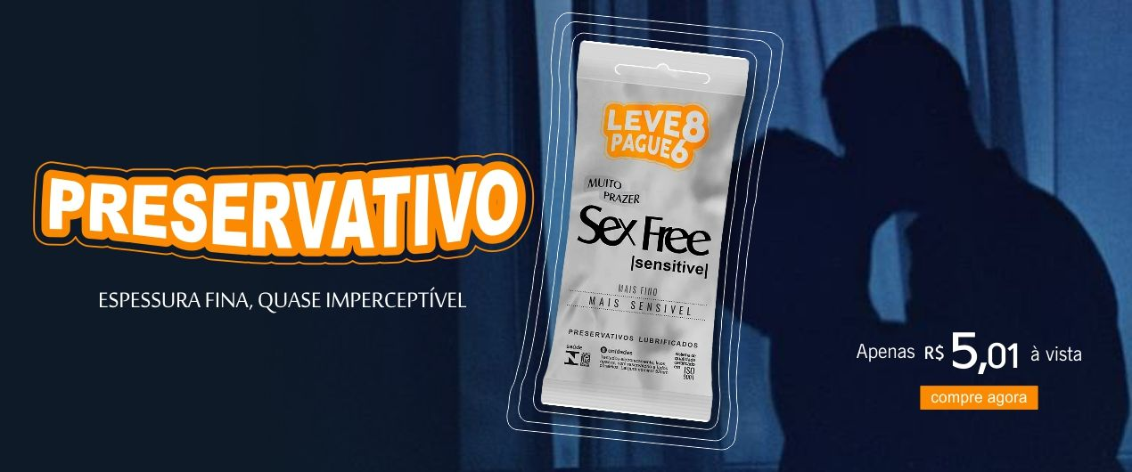 Sex Free - Preservativo sensitive