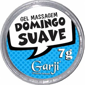 Gel de Massagem Domingo Suave 7g Garji