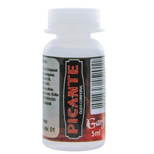 Lubrificante Hot Picante 5ml Garji