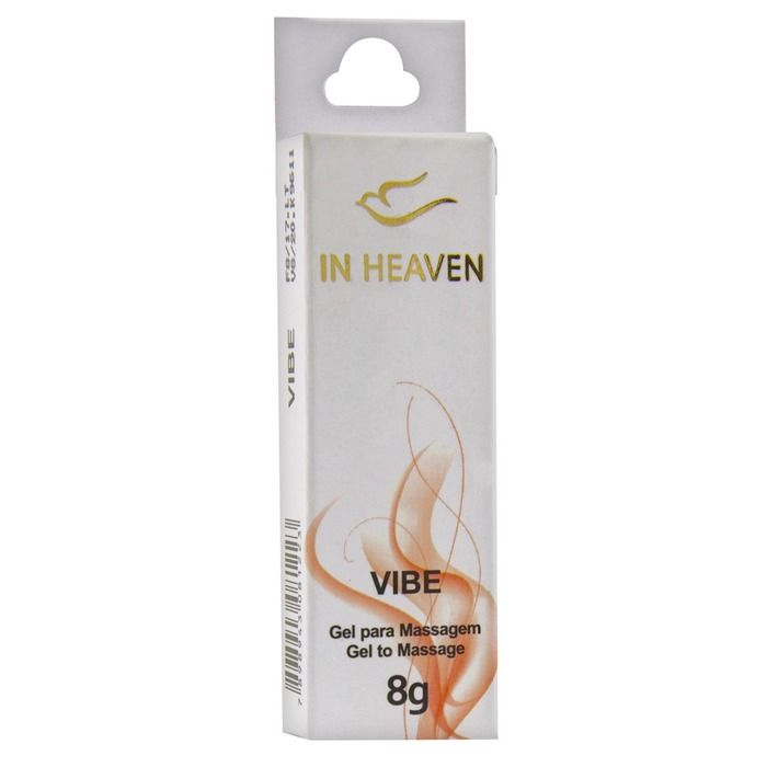 Gel Pulsante In Heaven Vibe 8g Intt