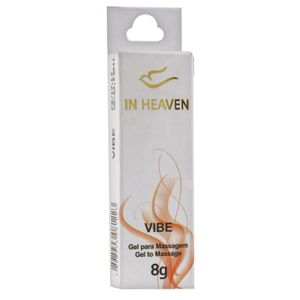 In Heaven Gel Pulsante Vibe 8g Intt