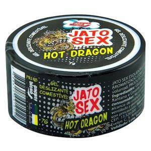 EXCITANTE EM GEL JATO SEX HOT DRAGON 7G PEPPER BLEND