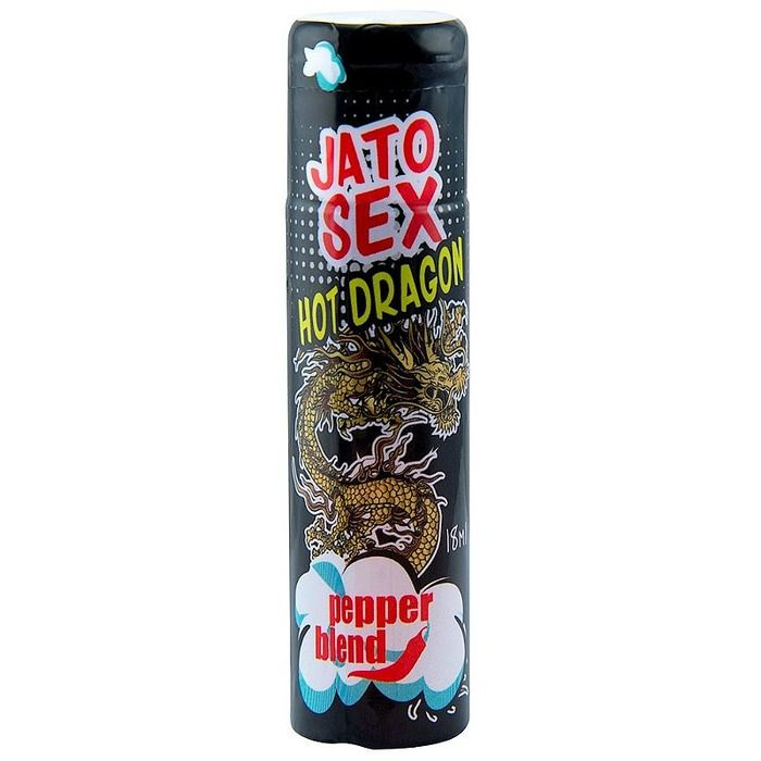 Excitante Jato Sex Hot Dragon 18ml Pepper Blend