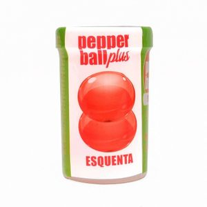 Bolinha Excitante Pepper Ball Plus Esquenta 2 unid. Pepper Blend