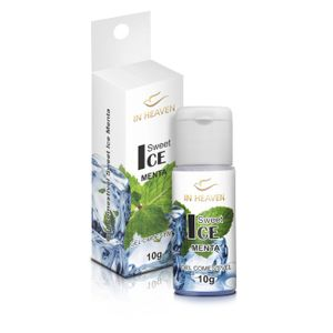 IN HEAVEN GEL BEIJÁVEL ICE 10ML INTT