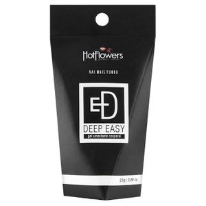 ANESTÉSICO DEEP EASY BISNAGA 25G HOT FLOWERS