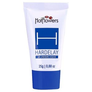 Retardante Masculino Hardelay Bisnaga 25g Hot Flowers