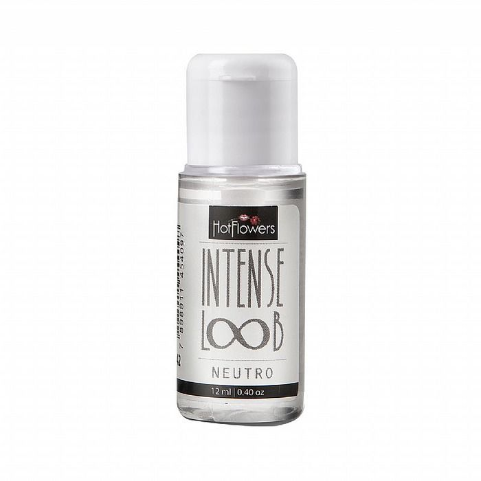 LUBRIFICANTE INTENSE LOOB 12ML HOT FLOWERS