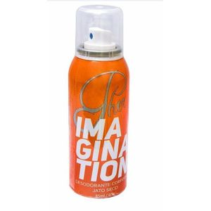 PHER DESODORANTE CORPORAL FEROMÔNIO IMAGINATION 85ML SOFT LOVE