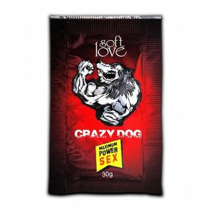 ENERGÉTICO CRAZY DOG MAXIMUM 30G SOFT LOVE