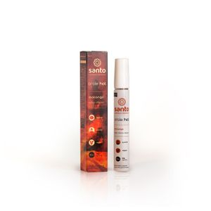 GEL COMESTÍVEL HOT ORALE 30ML SANTO