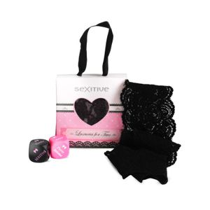 Kit Sensual Luxure Sexitive