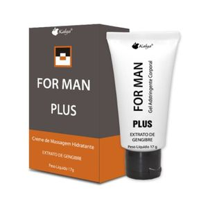 Prolongador Masculino For Man Plus 17g Kalya
