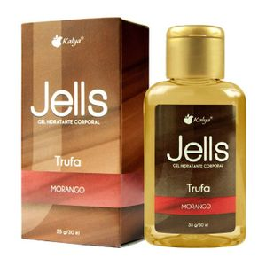 Gel Comestível Jells Hot Trufa 30ml Kalya