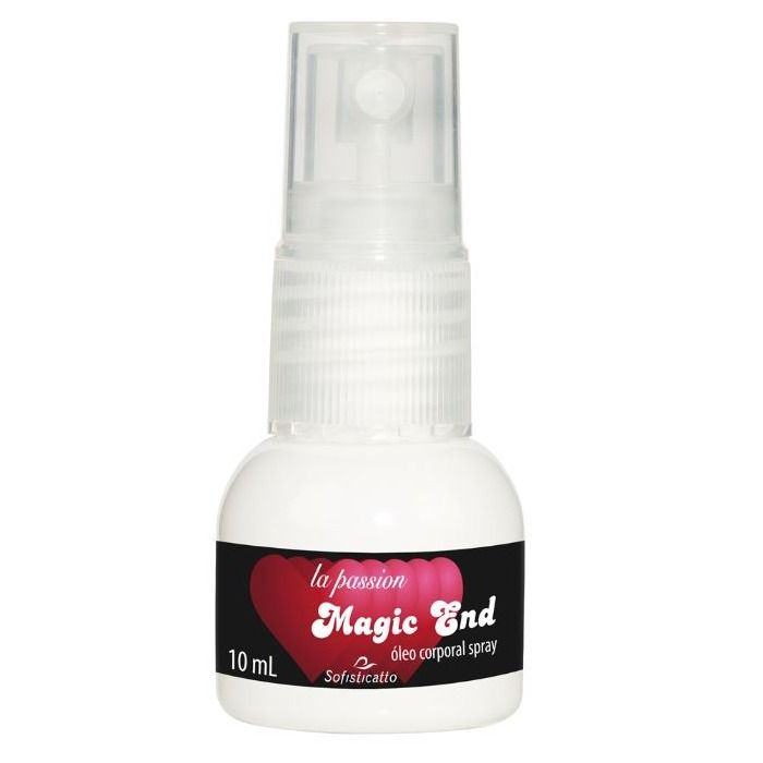 ANESTÉSICO MAGIC END 10ML SOFISTICATTO