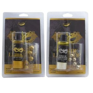 KIT SENSUAL TONS DE LIBERDADE CHILLIES
