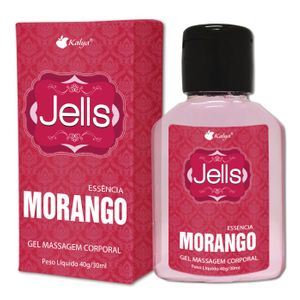 Gel Comestível Jells Hot 30ml Kalya
