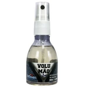 EXCITANTE MASCULINO VOLUMÃO SPRAY 50ML HOT FLOWERS