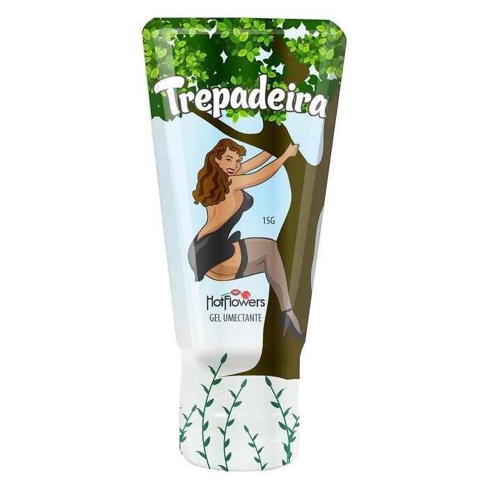 GEL EXCITANTE FEMININO TREPADEIRA 15G HOT FLOWERS
