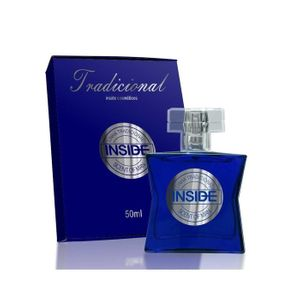 PERFUME MASCULINO SCENT OF MAN BLUE 50ML INSIDE
