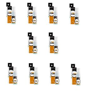 Kit 10 Unid. Retardante Masculino Hot Long Spray 12ml Hot Flowers