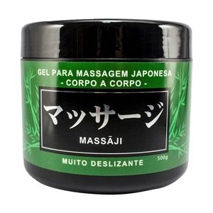 Gel de Massagem Massaji 500g Hot Flowers