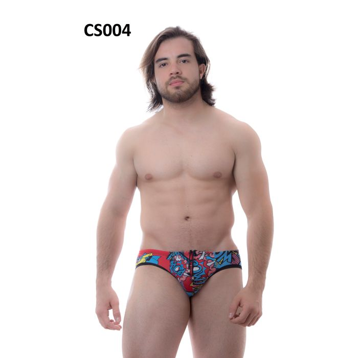 CUECA TIPO SUNGA ANIME II CLOTHING