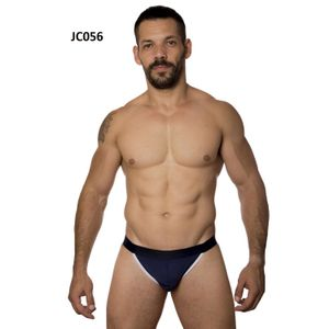 CUECA JOCKSTRAP BÁSICA AZUL ROYAL SD CLOTHING
