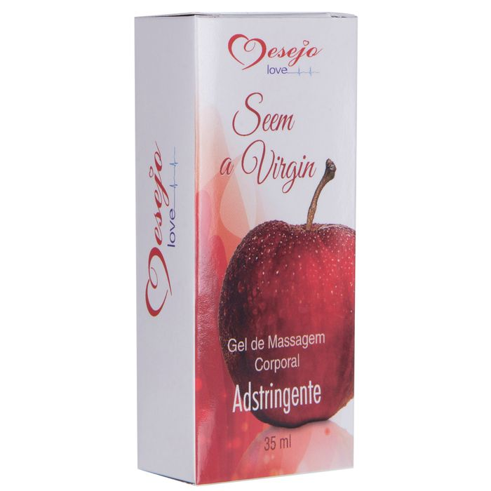 ADSTRINGENTE SEEM A VIRGIN 35ML DESEJO LOVE