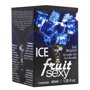 GEL COMÉSTIVEL FRUIT SEX ICE 40ML INTT