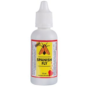 BEBIDA AFRODISÍACA SPANISH FLY 15ML K-LAB