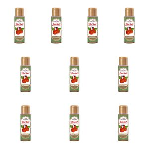 Kit 10 Unid. Gel Comestível Aromatizante Hot 35ml Guaraná Hot Flowers