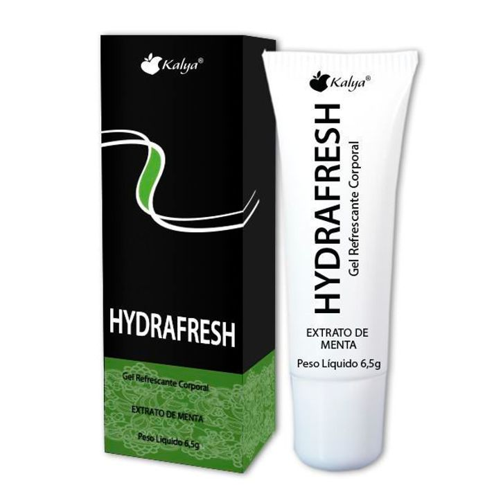 GEL PARA MASSAGEM HYDRAFRESH ICE 6,5G KALYA