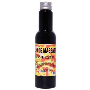 OLÉO DE MASSAGEM INSIDE & CO 170ML INSIDE
