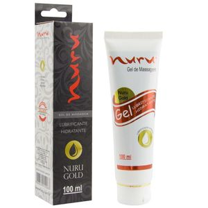 GEL LUBRIFICANTE NURU GOLD 100ML NURU