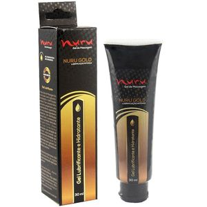 GEL LUBRIFICANTE NURU GOLD 30ML NURU
