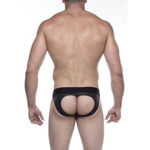 CUECA OPEN BACK PRETO CIRRE SD CLOTHING
